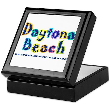 Tropical Daytona - Keepsake Box