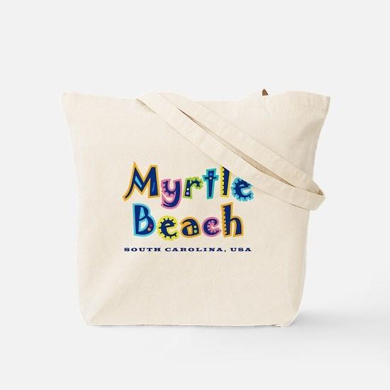 Tropical Daytona - Tote Bag