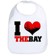 I Luv The Bay Bib