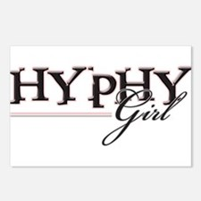 Hyphy Girl Postcards (Package of 8)