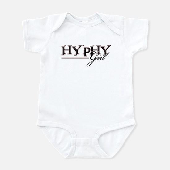 Hyphy Girl Infant Bodysuit