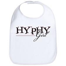 Hyphy Girl Bib