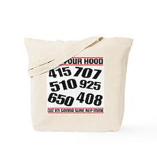 Rep Yo Hood Tote Bag