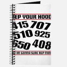 Rep Yo Hood Journal