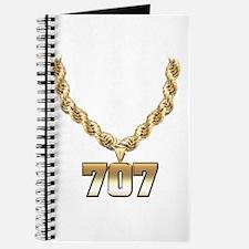 707 Gold Chain Journal