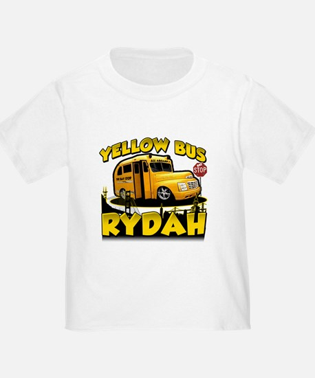 Yellow Bus Rydah T