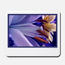 Lily Flower #420b Mousepad