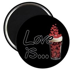 Love Is... Magnet