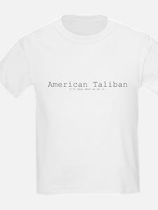 American Taliban: It's okay w T-Shirt