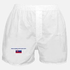 MADE IN AMERICA WITH SLOVAK P Boxer Shorts