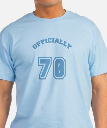 Officially 70 T-Shirt