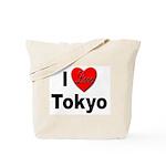 I Love Tokyo Tote Bag