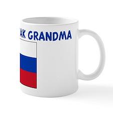 I LOVE MY SLOVAK GRANDMA Coffee Mug