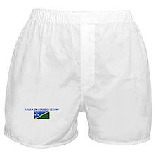 SOLOMON ISLANDER LEGEND Boxer Shorts