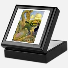 DRAGON TALES Keepsake Box