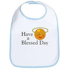Blessed Day Bib