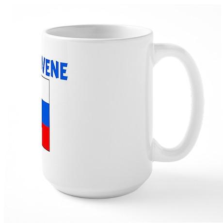 CERTIFIED SLOVENE Large Mug