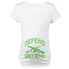 Militant Defend Ireland Shirt
