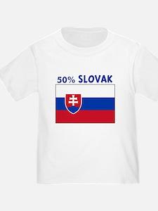 50 PERCENT SLOVAK T