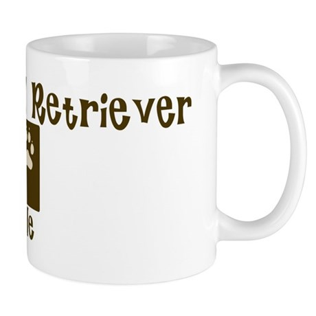 Curly-Coated Retriever Pride Mug