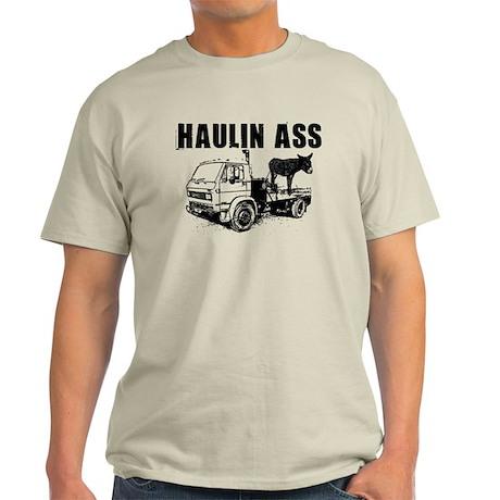 Haulin Ass - Black Light T-Shirt