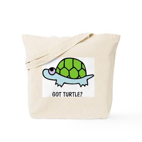 Got Turtle Tote Bag