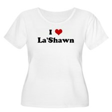 I Love La'Shawn T-Shirt