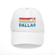 Palm Tree Dallas Baseball Cap