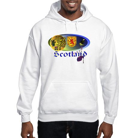 Dynamic Scotland.1 Hooded Sweatshirt