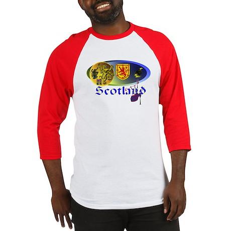Dynamic Scotland.1 Baseball Jersey