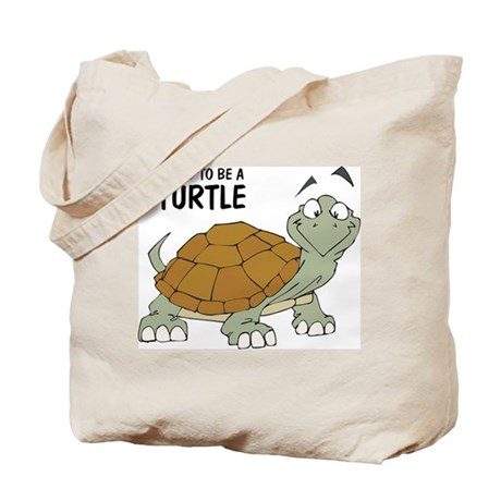 Proud To Be A Turtle Tote Bag