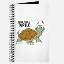 Proud To Be A Turtle Journal