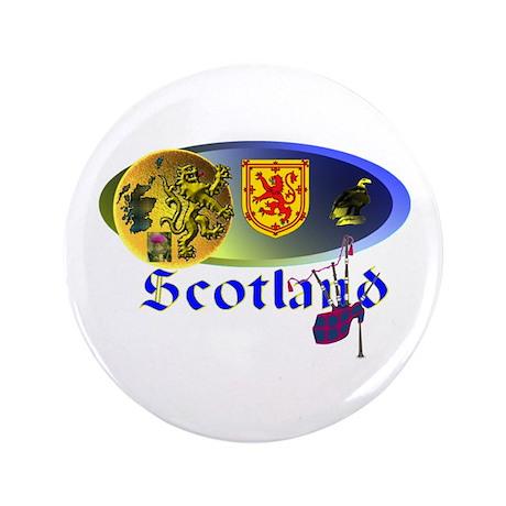 """Dynamic Scotland.1 3.5"""" Button"""