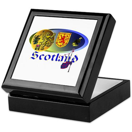 Dynamic Scotland.1 Keepsake Box