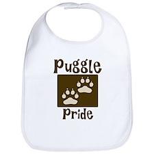Puggle Pride Bib