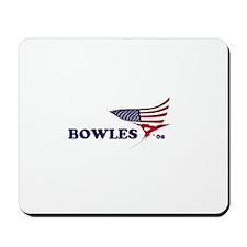 John Taylor Bowles 08 flag Mousepad