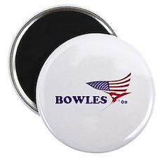 John Taylor Bowles 08 flag Magnet