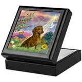 Dachshund box Keepsake Boxes