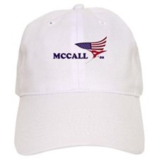 James H. McCall 08 flag Baseball Cap