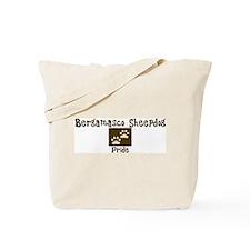Bergamasco Sheepdog Pride Tote Bag