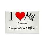 I Heart My Energy Conservation Officer Rectangle M