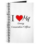 I Heart My Energy Conservation Officer Journal