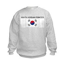 SOUTH KOREAN PRINCESS Sweatshirt