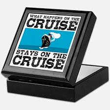 Cute Cruise souvenirs Keepsake Box