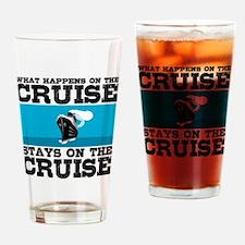Cute Cruise souvenirs Drinking Glass
