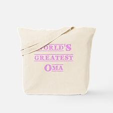 Unique Oma Tote Bag