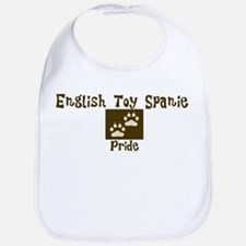 English Toy Spaniel Pride Bib