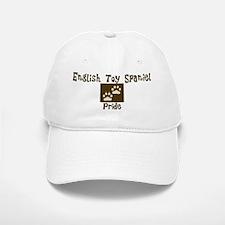 English Toy Spaniel Pride Baseball Baseball Cap