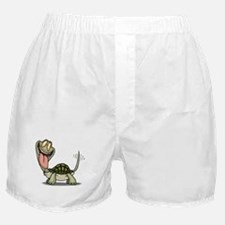 Funny Turtle Boxer Shorts