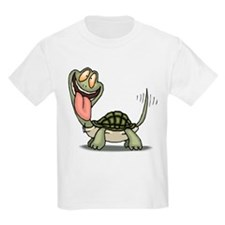 Funny Turtle Kids T-Shirt